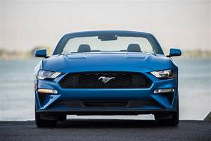 2019 Ford Mustang EcoBoost Convertible Front | Clavey's Corner