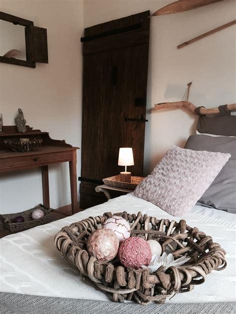 chambre bois flotté déco de chambre nature et bois flotté passiparisienne