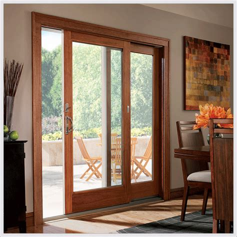 Wooden Sliding Doors by Exterior Sliding Doors Apartment Small Ideas Wooden