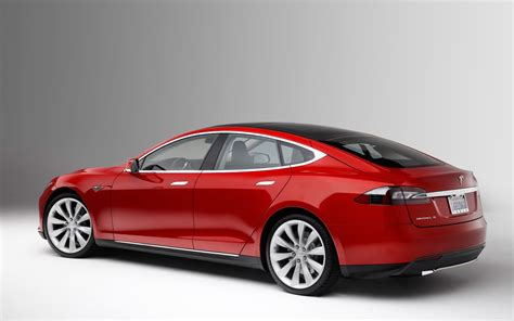 Tesla Car : 2013 Motor Trend Car Of The Year