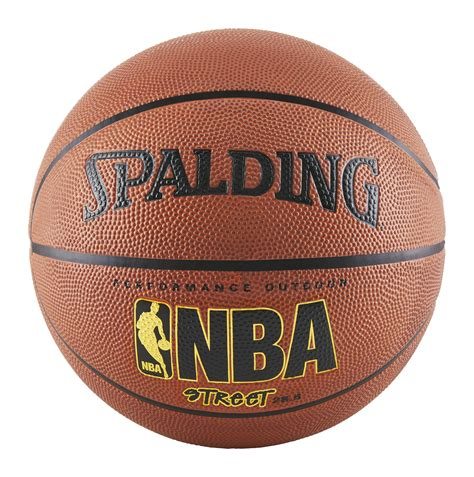 spalding nba street outdoor basketball intermediate size