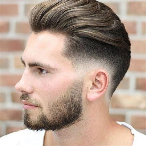 imaginative medium fade haircuts classic  trendy styles  men