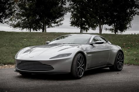 Top 8 Most Expensive James Bond Cars