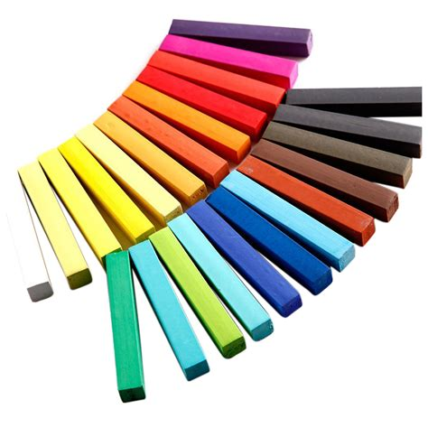 Kit 24 Color Hair Color Dye Temporary Hair Chalk Pk Ebay