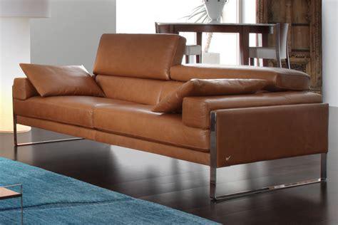 Calia Sofa by Calia Italia Romeo Leather Sofa