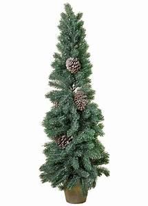Tannenbaum Im Topf : tannenbaum mit zapfen weihnachtsbaum kunststoff christbaum im topf h 100cm ebay ~ Frokenaadalensverden.com Haus und Dekorationen