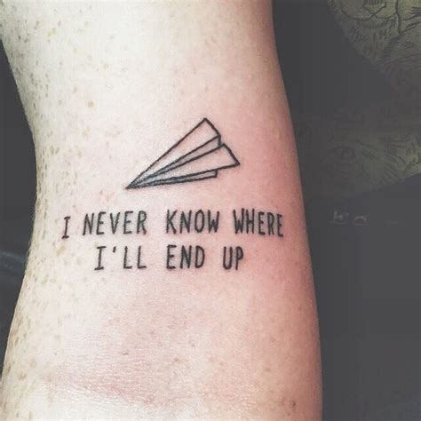 30 Promising Inspirational Tattoo Ideas & Meaning