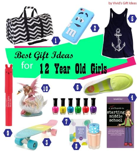 christmas gift ideas for 12 year girl list of 12th birthday gifts for s gift ideas