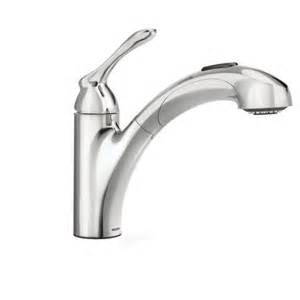 moen kitchen faucets warranty banbury chrome one handle pullout kitchen faucet 87017 moen