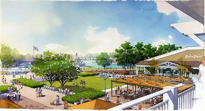 Woodbridge Center Village Irvine Open Plan