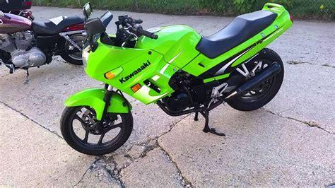 2003 Kawasaki Ninja 250 U2074 For Sale