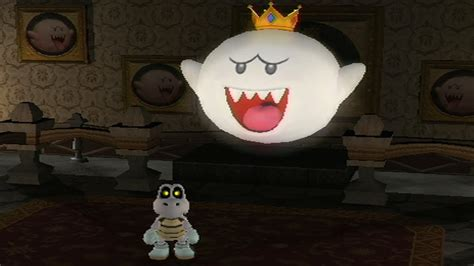 King Boo's Haunted Hideaway 1/2 (4 Player