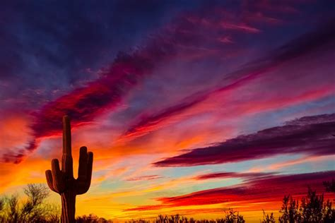 Photo Wallpaper Route 66 Desert Landscapes Wall Murals 5 Places To The Sunset In And Scottsdale