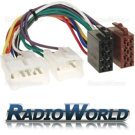 Toyota Car Stereo Radio Iso Wiring Harness Connector