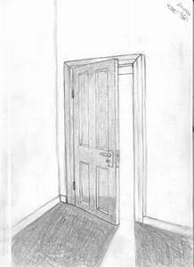 Door sketch by AJUST on DeviantArt