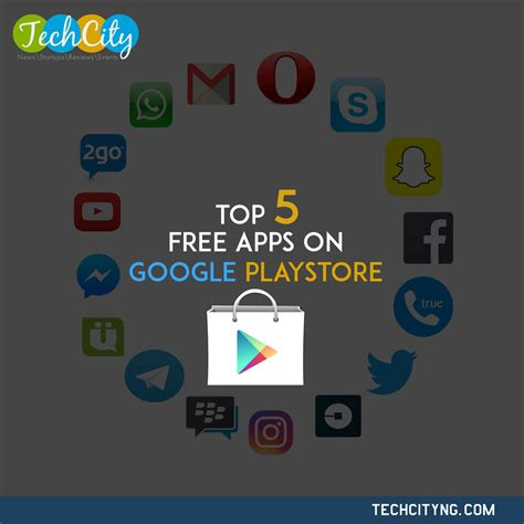 Top 5 Free Apps On Google Play Store For Real? I Don't