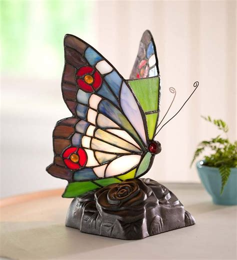 42 best images about butterfly tiffany lamp on Pinterest