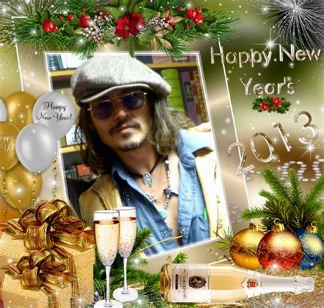johnny depp happy new year johnny depp fan 33186724 fanpop
