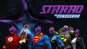 Now Available Starro The Conqueror DC Universe Online