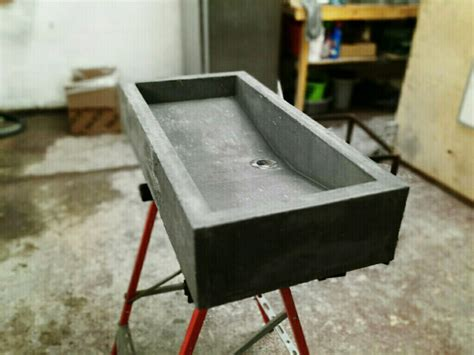 how to make a cement sink concrete trough sink concrete carrot