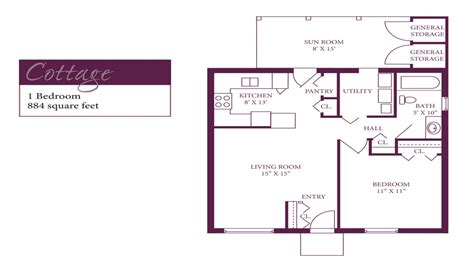 cottage floorplans retirement cottage interior retirement cottage floor plans