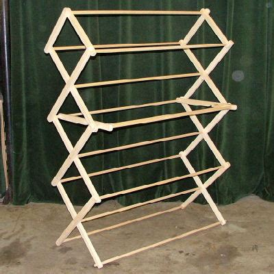 wooden rack clothes dryer plans diy    thunderingdnj