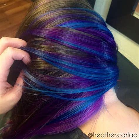 hell lila haare 44 unglaublich blaue und lila haare ideen die ihre