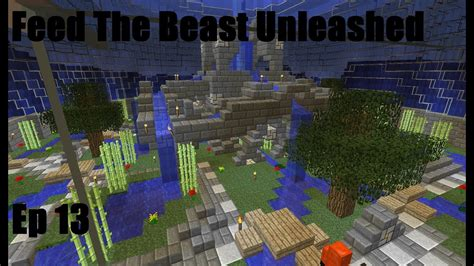 minecraft feed  beast unleashed ep  epic underwater