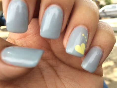 17 Best Ideas About Gray Nails On Pinterest