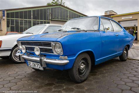 Opel Club by Opel Kadett B Opel Club Elmshorn