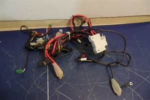 Complete Electrical   Battery Wiring Harness Permobil C400