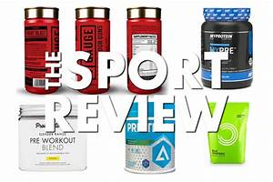 The Top 5 Best Pre Workout Supplements In The Uk In 2017