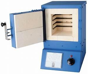 673in U00b3 Muffle Furnace W   Analog Controller