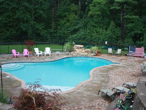 gunite pool renovation tyngsboro ma pool pro