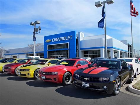 About Koons White Marsh Chevrolet Dealership  New & Used