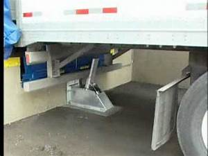 Blue GIant Equipment Corporation Truck Restraint.mp4 - YouTube