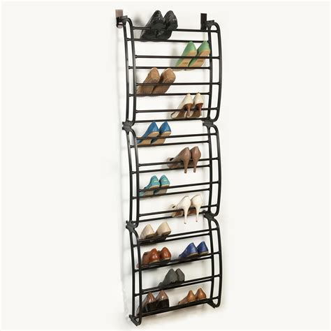 Over Door Shoe Racks The Efficient Storage  Decoration. Metal Doors For Sale. Detached Garage Workshop. Front Doors Lowes. Garage Door Window Decals. Amarr Garage Doors. Best Garage Floor Epoxy. Single Garage Door Panel. Contemporary Closet Doors