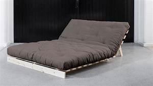 Dimension Lit 1 Place 1 2 : futon ambiance japonaise westwing ~ Teatrodelosmanantiales.com Idées de Décoration