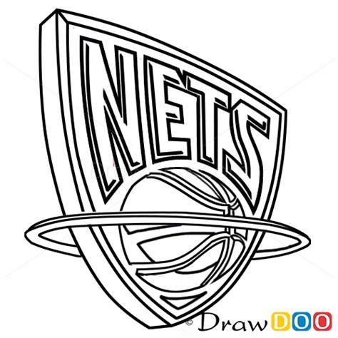 draw  jersey nets basketball logos   draw drawing ideas draw
