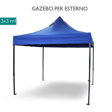 gazebo usato 3x3 gazebo 3x3 mt pieghevole automatico richiudibile 35kg