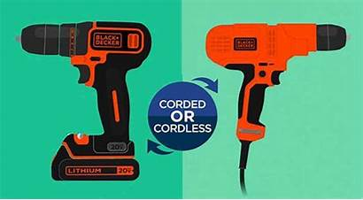 Corded Cordless Drill Which