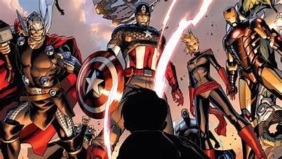 Avengers Comic Wallpapers Marvel