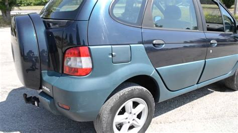 renault scenic 2002 specifications 2002 renault scenic rx ja pictures information and