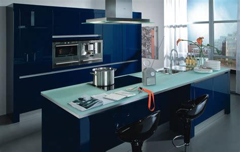 cocina azul arkihome