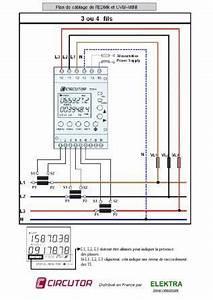 Compteur Divisionnaire électrique : edmk compteur divisionnaire d 39 nergie triphas e rs485 ~ Melissatoandfro.com Idées de Décoration