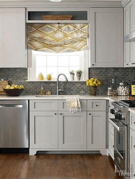 light gray wooden kitchen cabinet contemporary steel stove