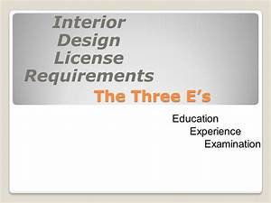 interior design license requirements ppt download With interior decorator license texas