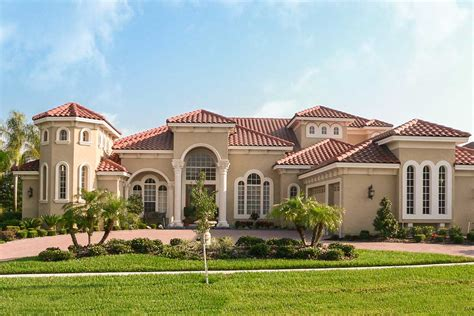 Outstanding Mediterranean Home Plan 42057MJ