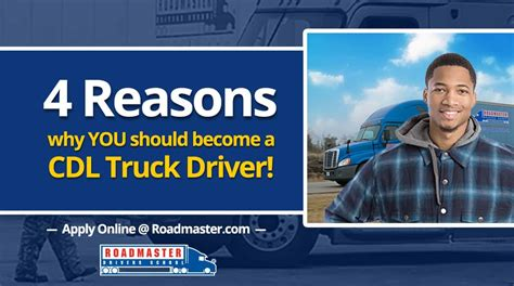 Four Reasons Why You Should Become A Professional Truck