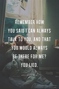 Broken Promises Quotes. QuotesGram